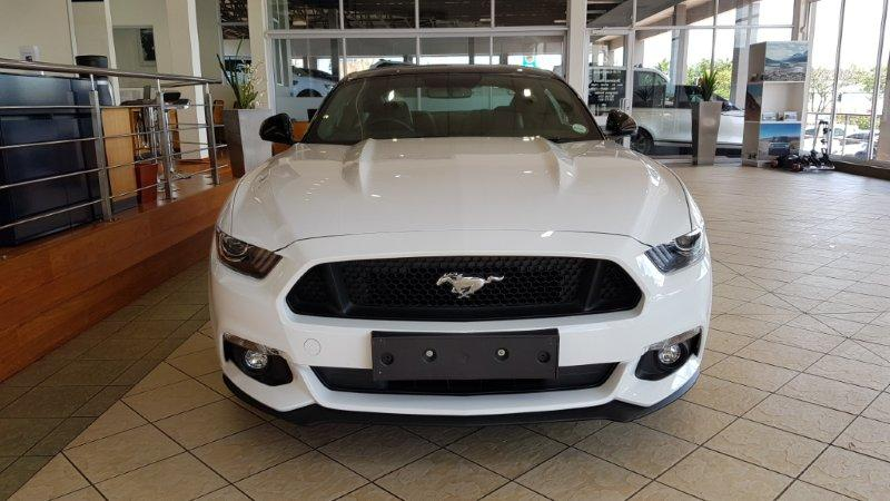 FORD ROUSH MUSTANG 5.0 GT A/T (L3)