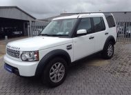 Land Rover Discovery 4 TDV6 XS