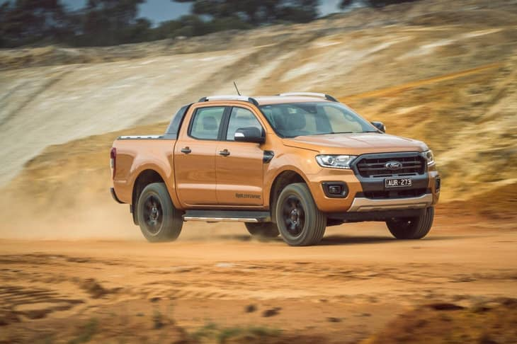 Ford Ranger grabs WIN #8 in a row