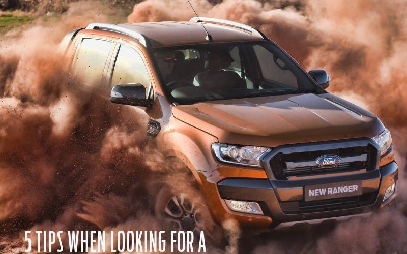 5 tips for buying a pre-owned bakkie.