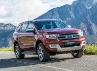 Everest 3.2 4WD Limited