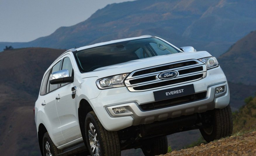Everest 3.2 4WD XLT Auto