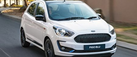 Special-edition Ford Figo Blu arrives in South Africa 🔵🔵 🔵