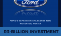 NEWS! 1 minute read: Ford's local commitment.