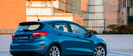 Put your safety 1st with the Fiesta