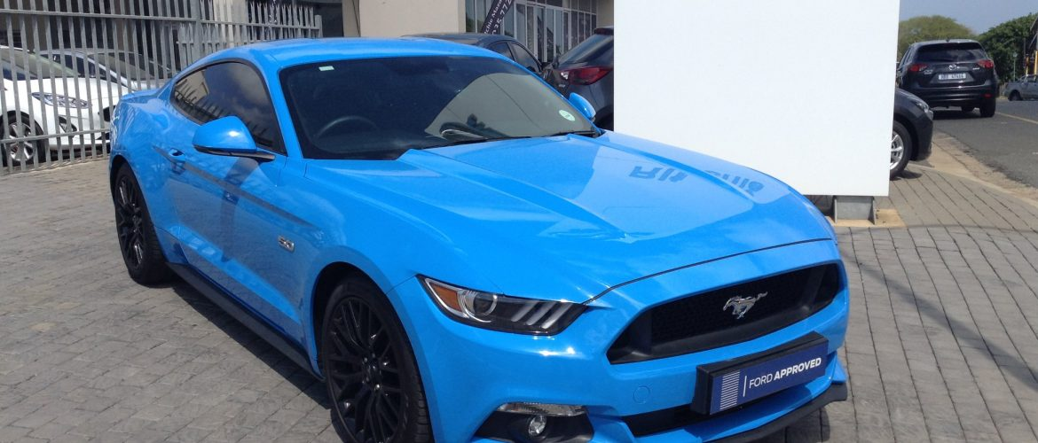 2018 Ford Mustang 5:0L V8 GT, 6500km