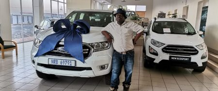 Congratulations Mr Michael Konanani