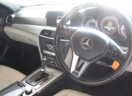 2014 MERCEDES BENZ C180 BE COUPE AT