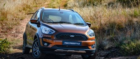 FORD FIGO FREESTYLE 1.5 TREND